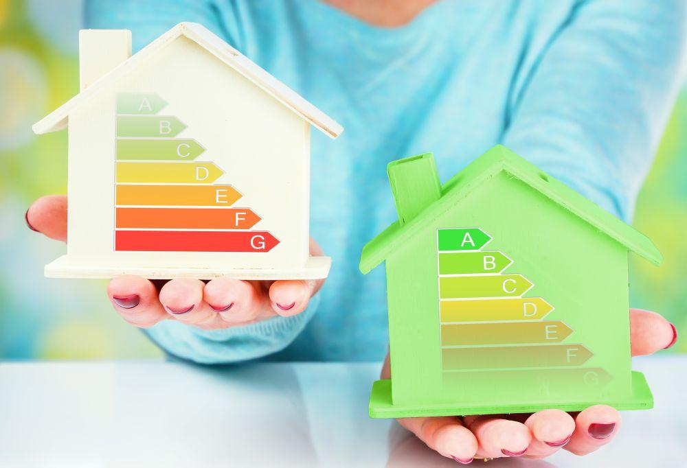 domy zeroenergetyczne