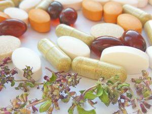 rośliny w medycynie