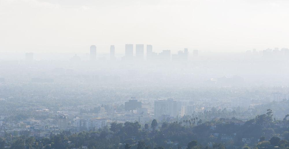 smog w miastach