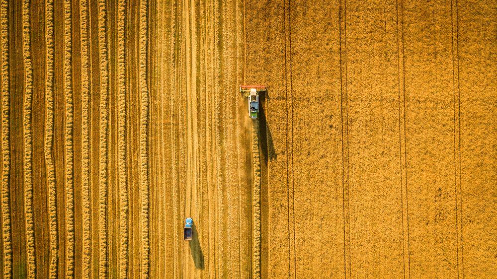 wpływ rolnictwa na środowisko