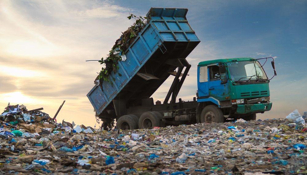 import odpadów