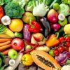 wartości odżywcze warzyw i owoców