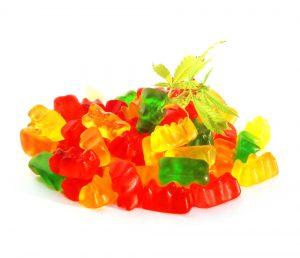 słodycze z CBD