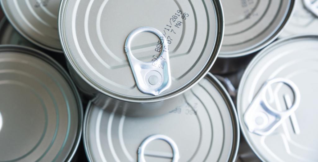 Bisphenol A in cans