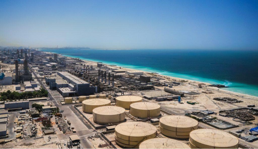 seawater desalination in dubai
