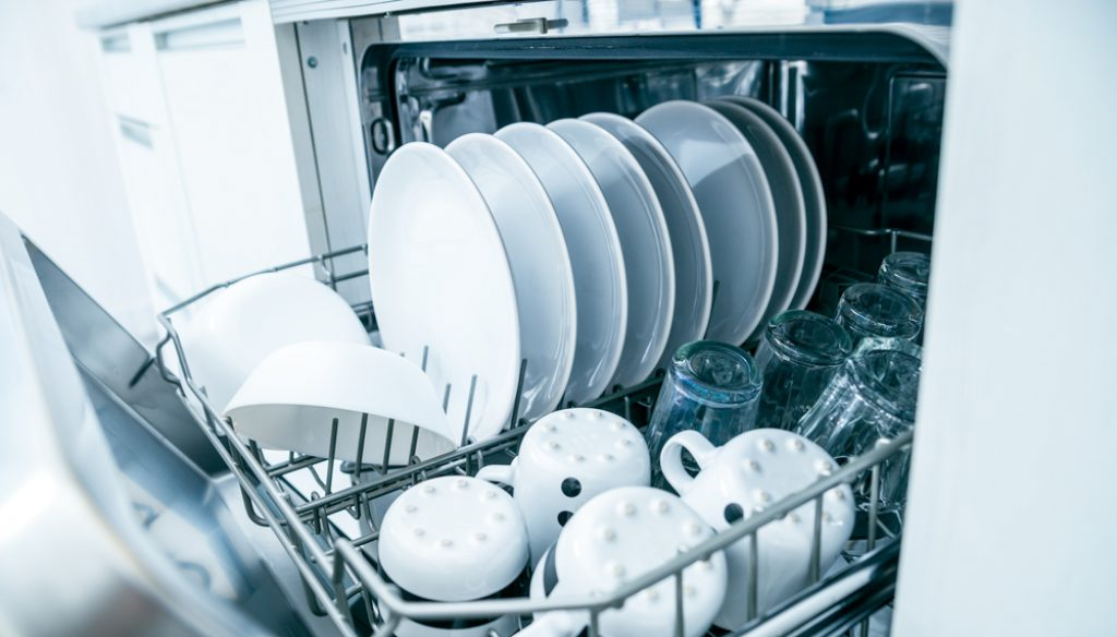ecological dishwasher