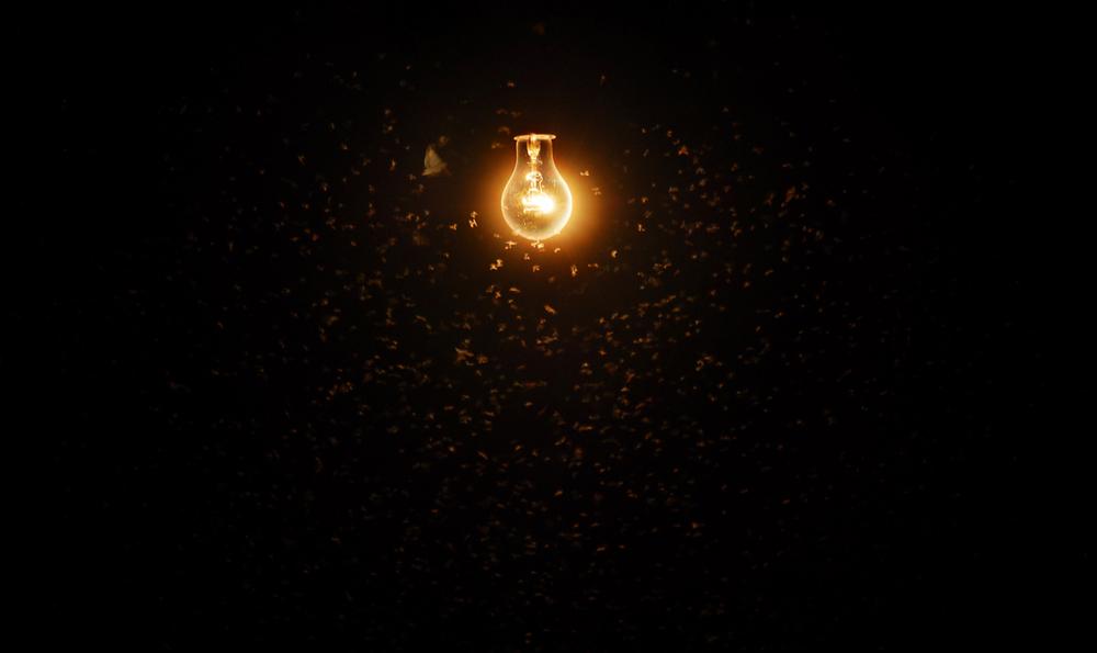 zanieczyszczenie świetlne