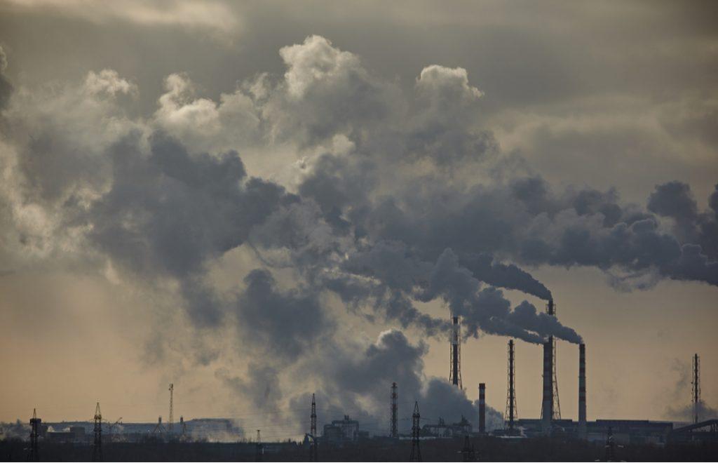 dystres środowiskowy