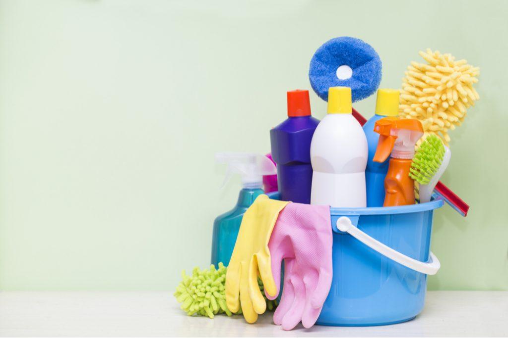 mikrobiologiczne środki czystości