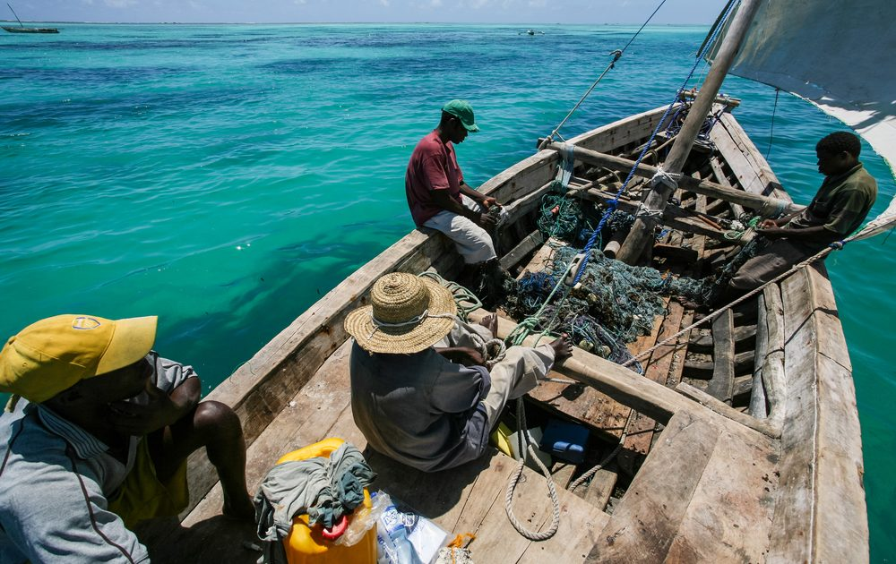 lokalni rybacy