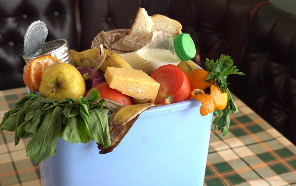 odpady spożywcze