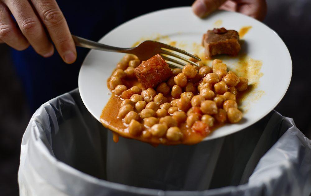 marnowanie żywności